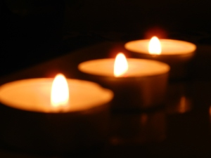 3 Candles